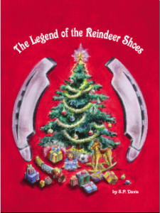 Reindeer Shoes Book
